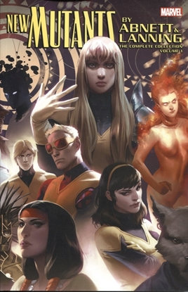 Picture of NEW MUTANTS ABNETT LANNING TP VOL 01 COMPLETE COLLECTION