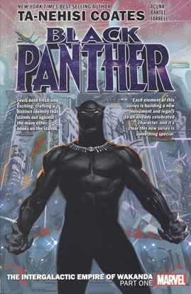 Picture of BLACK PANTHER TP BOOK 06 INTERG EMPIRE WAKANDA PT 01