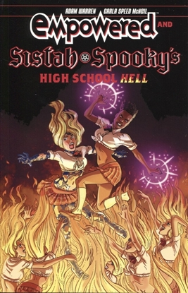 Picture of EMPOWERED & SISTAH SPOOKYS HIGH SCHOOL HELL TP
