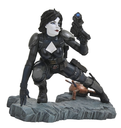 Picture of MARVEL PREMIERE DOMINO COMIC STATUE