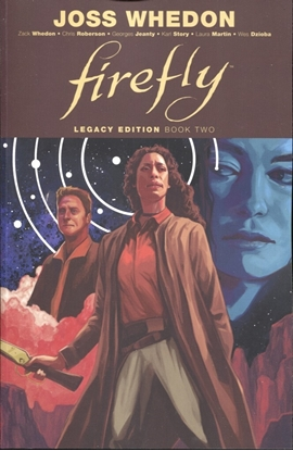 Picture of FIREFLY LEGACY EDITION TP VOL 02 (C: 0-1-2)