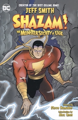 Picture of SHAZAM THE MONSTER SOCIETY OF EVIL TP NEW ED