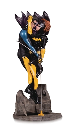Picture of DC DESIGNER SERIES NIGHTWING & BATGIRL BY SOOK STATUE