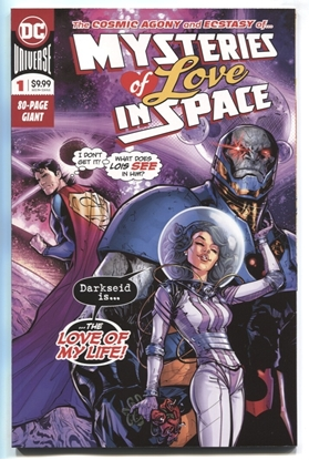 Picture of MYSTERIES OF LOVE IN SPACE #1