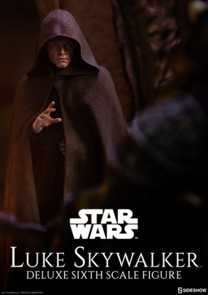 Picture of LUKE SKYWALKER DELUXE ROTJ HOT TOY
