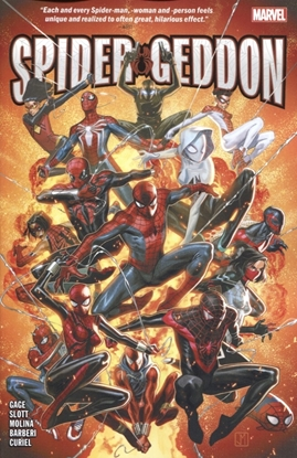 Picture of SPIDER-GEDDON TP