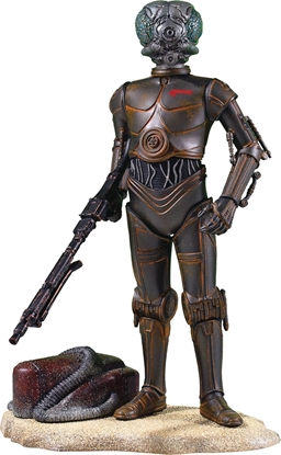 Picture of SW COLLECTORS GALLERY 4-LOM 9IN STATUE