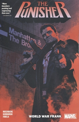 Picture of PUNISHER TP VOL 01 WORLD WAR FRANK