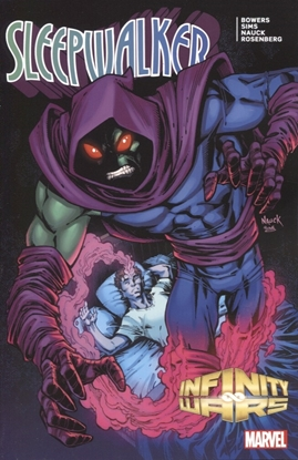 Picture of INFINITY WARS TP SLEEPWALKER