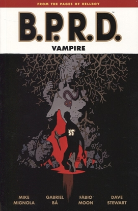 Picture of BPRD VAMPIRE SECOND EDITION TPB
