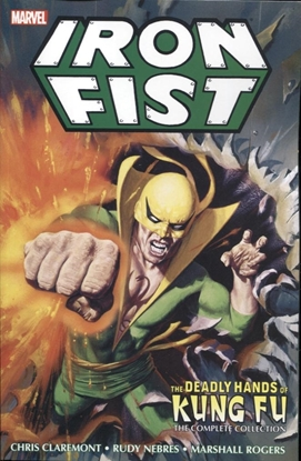 Picture of IRON FIST DEADLY HANDS KUNG FU TP COMPLETE COLLECTION (MR)