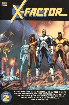 Picture of ESSENTIAL X-FACTOR TPB VOL 2