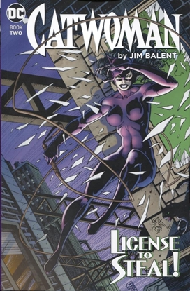 Picture of CATWOMAN BY JIM BALENT TPB BOOK 2 REPS 0 & 14-24