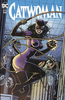 Picture of CATWOMAN BY JIM BALENT TPB SET 1 2
