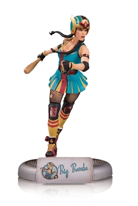 Picture of DC COMICS BOMBSHELLS BIG BARDA STATUE
