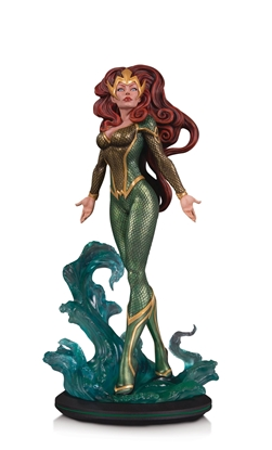 Picture of DC COVER GIRLS MERA STATUE BY JOELLE JONES