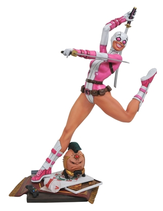 Picture of MARVEL PREMIERE GWENPOOL STATUE