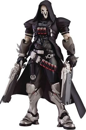 Picture of OVERWATCH REAPER FIGMA ACTION FIGURE