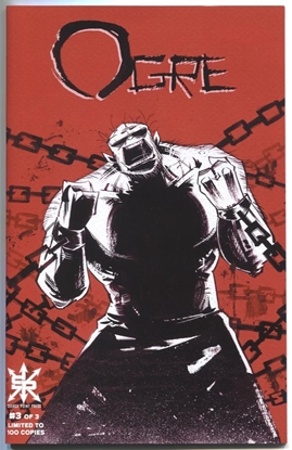 Picture of OGRE (2018) #3 EXCLUSIVE CBSI VARIANT
