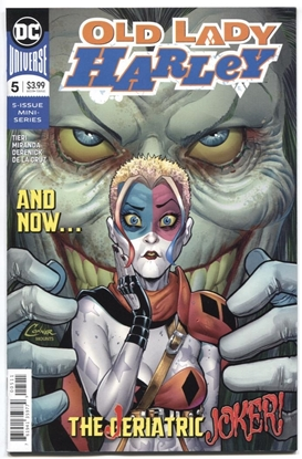 Picture of OLD LADY HARLEY #5 (OF 5)