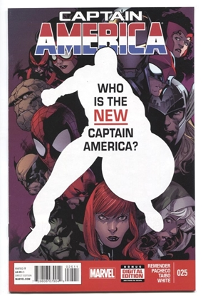 Picture of CAPTAIN AMERICA (2013) #25