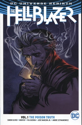 Picture of THE HELLBLAZER TPB SET 1 2 3 4 (REBIRTH)