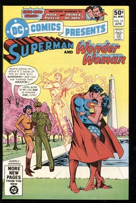 Picture of DC COMICS PRESENTS (1978) #32 9.6 NM+
