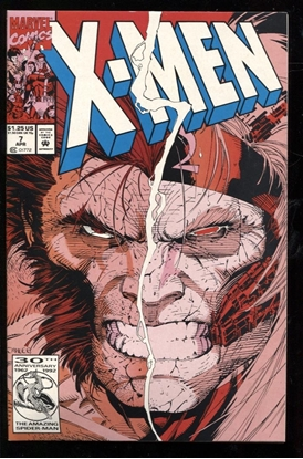 Picture of X-MEN (1991) #7 9.6 NM+