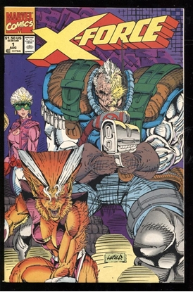 Picture of X-FORCE (1991) #1 9.0 VF/NM