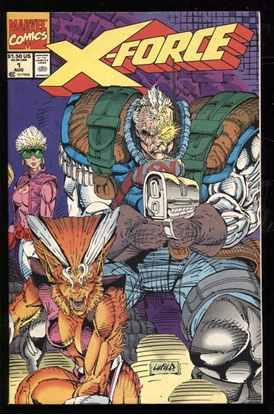 Picture of X-FORCE (1991) #1 9.2 NM-