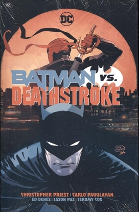 Picture of BATMAN VS DEATHSTROKE HC
