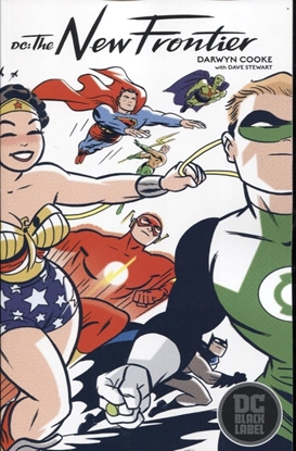Picture of DC THE NEW FRONTIER TPB NEW EDITION BLACK LABEL