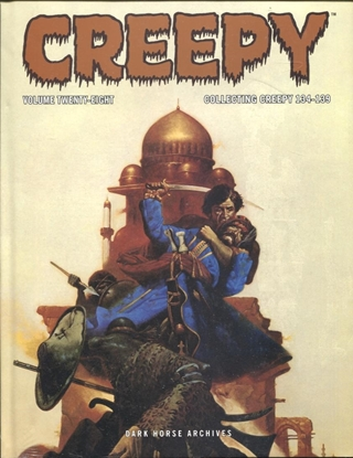 Picture of CREEPY ARCHIVES HC VOL 28