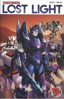 Picture of TRANSFORMERS LOST LIGHT TPB SET 1 2 3 4