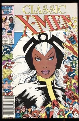 Picture of X-MEN CLASSIC (1986) #3 9.6 NM+