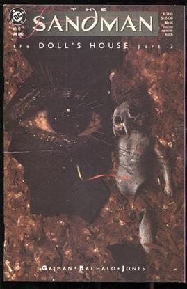 Picture of SANDMAN (1989) #12 9.6 NM+