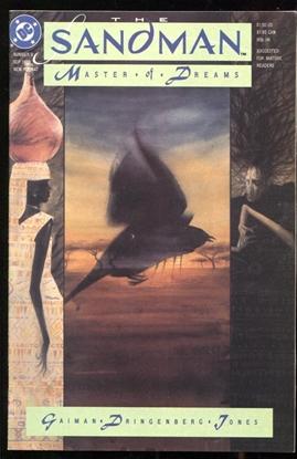 Picture of SANDMAN (1989) #9 9.4 NM