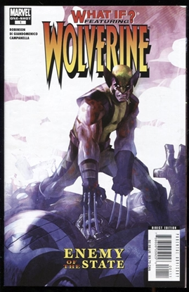 Picture of WHAT IF FEATURING WOLVERINE #1 9.4 NM