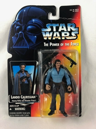 Picture of STAR WARS ACTION FIGURE- LANDO CALRISSIAN