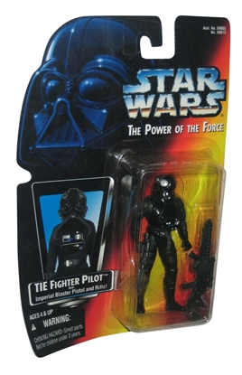 Picture of STAR WARS ACTION FIGURE- TIE FIGHTER PILOT