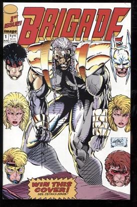 Picture of BRIGADE (1993) #1 9.4 NM