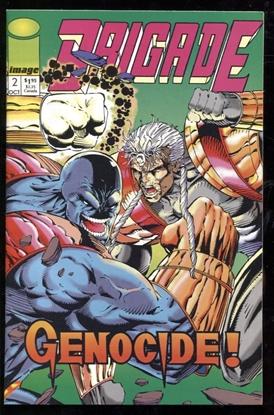 Picture of BRIGADE (1992) #2 9.2 NM-