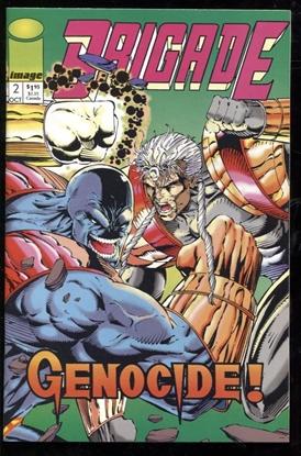 Picture of BRIGADE (1992) #2 9.6 NM+