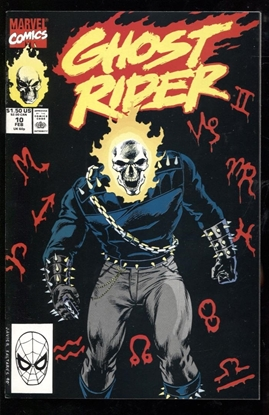 Picture of GHOST RIDER (1990) #10 9.2 NM-