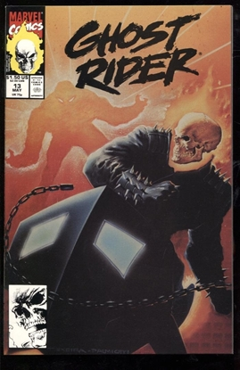 Picture of GHOST RIDER (1990) #13 9.4 NM