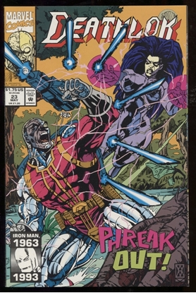 Picture of DEATHLOK (1991) #23 9.6 NM+