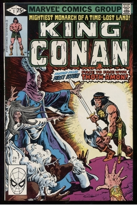 Picture of KING CONAN (1979) #1 9.4 NM
