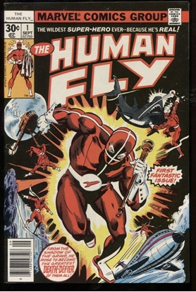 Picture of HUMAN FLY (1977) #1 9.2 NM-