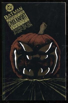 Picture of BATMAN LEGENDS OF THE DARK KNIGHT HALLOWEEN SPECIAL(1993) 9.0 VF/NM