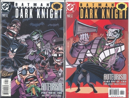 Picture of BATMAN LEGENDS OF THE DARK KNIGHT #162-163